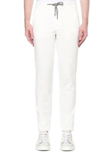 Marco Pescarolo Pantolon Beyaz